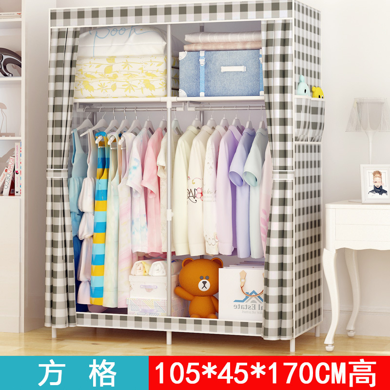 closet for clothes wardrobe cabinets home bedroom furniture storage cabinet portable closet bedroom wardrobe dropshipping