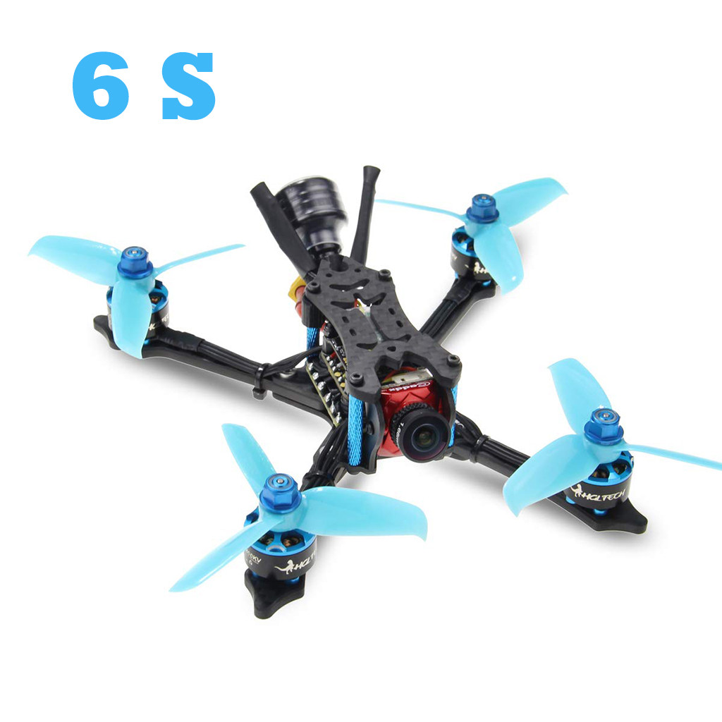 Image 5 - Remote control aircraft  HGLRC Arrow 3 6S FPV Racing Drone Hobby RC Quadcopters PNP/BNF Version(Optional) a612-in RC Airplanes from Toys & Hobbies
