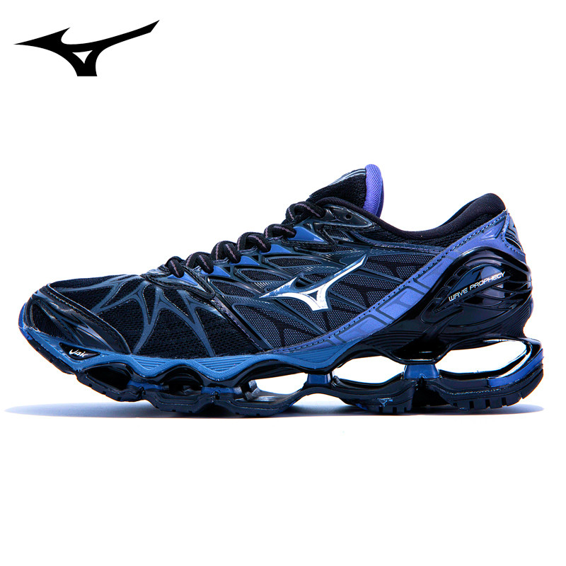 Tenis Mizuno Wave Prophecy 7 Professional Sport Shoes Men Outdoor 5 Colors Sports Weightlifting Shoes Jordan Shoes Size 40-45