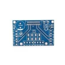 Усилители мощности TDA7388 четыре канала 4x41 Вт аудио DC 12 V-14,5 V BTL PC Автомобильный усилитель PCB MAR22 Прямая поставка