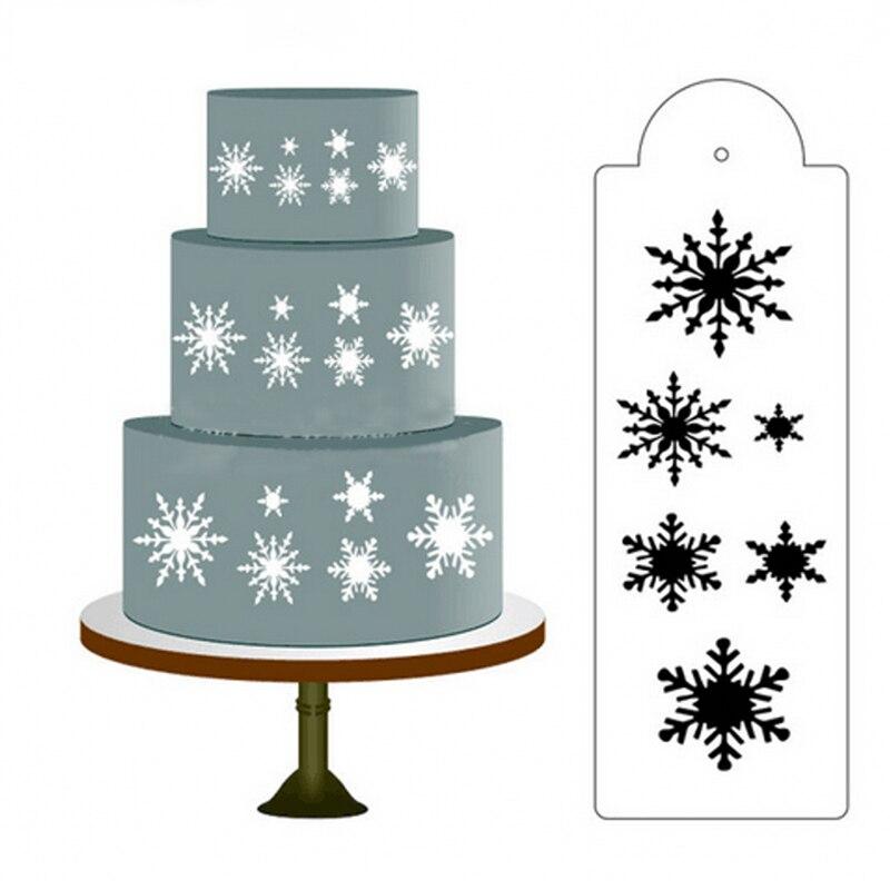 Accesorios de cocina para hornear herramienta 1 unid flower fondant cake decorat