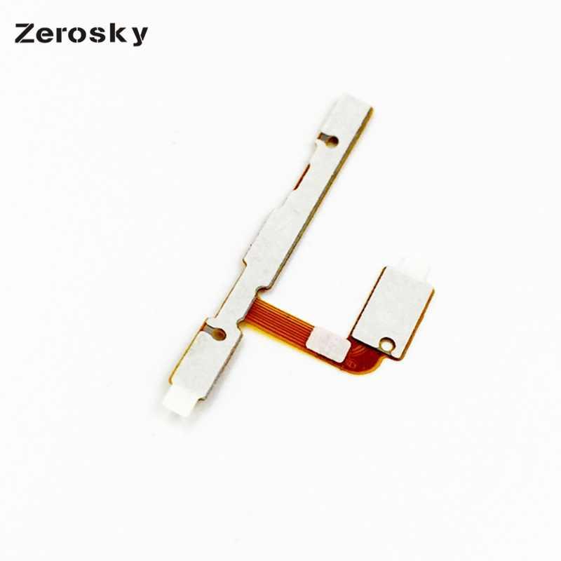 Zerosky новый для Huawei Mate 10 Lite кнопка включения громкости Ribboon гибкий кабель высокого качества