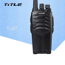 цена на (1 PCS) two-way radio BUXUN T-Q7 Drop the waterproof Hotel road Three 10w power proofing walkie talkie