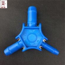 Сантехник инструменты 16 мм 20 мм 26 мм PEX-AL внутренний и внешний разверток PPR калибратор фитинг для водопроводных труб Сделано в Китае