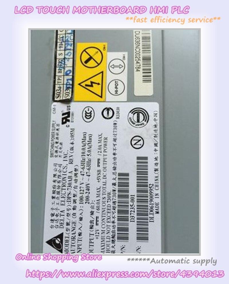 все цены на For R360 server power supply DPS-730AB A 730W power supply D37235-001 онлайн
