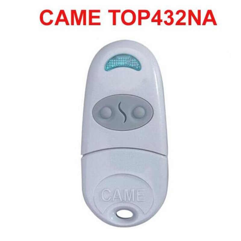 Voor KWAM TOP 432NA 432EE 432EV Radio Controle sleutelhanger 433.92MHz Batterij CR2016 Automatische Poort afstandsbediening Zeer goed