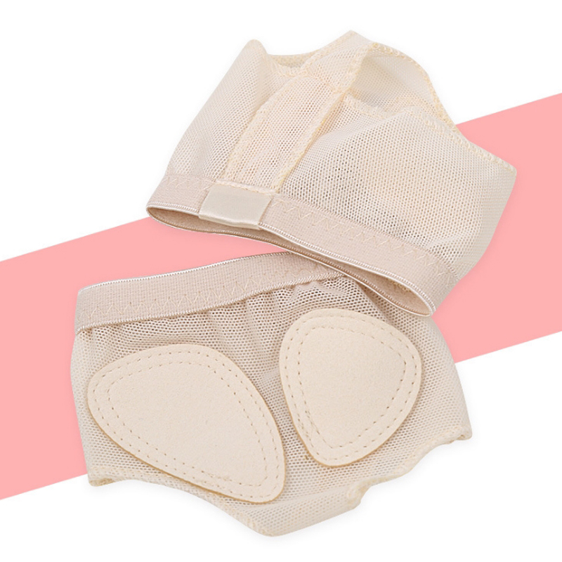blessfun Protector Paws Metatarsal Forefoot Half Lyrical Shoes Pads Socks Footful Foot Thong Toes Undies Belly Ballet Dance Gym in Braces Supports from Beauty Health