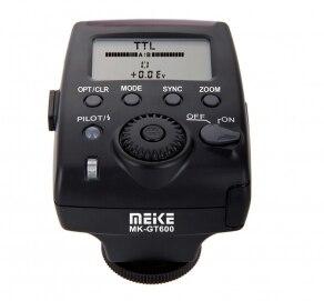 Meike MK GT600 2,4G Wireless 1 / 8000s HSS E-TTL Blitzauslöser + - Kamera und Foto - Foto 4