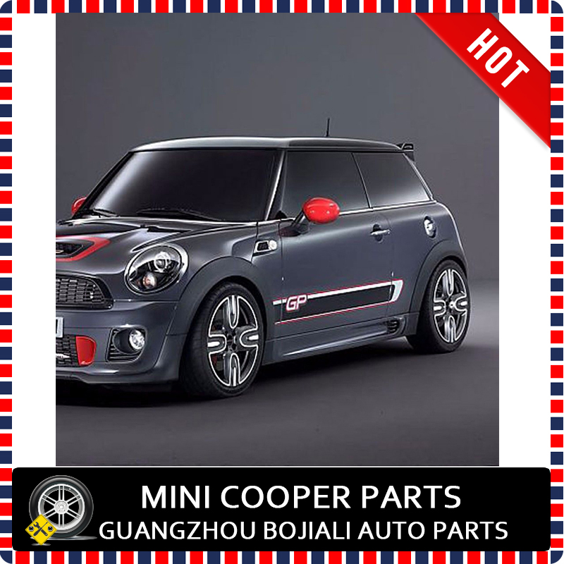 Brand New Oracal Style Car Body Sticker Gp Pattern For Mini Cooper F56 R55 R56 R57 R58 R59 F54 F55 F57 2 Pcs Set In Stickers From Automobiles
