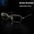 Marca Designer Mens óculos Frames forma clara lentes oculares quadros para homens óculos Rx quadro miopia vidro