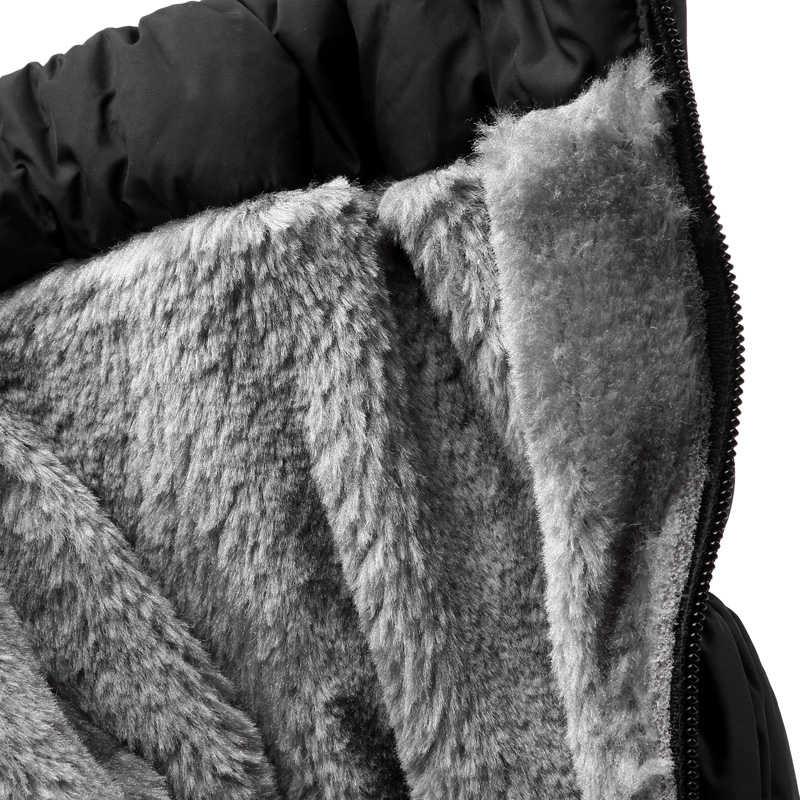 Xuống Giữa Bắp Chân Wdges Giày Nữ Mùa Đông Ấm Áp Người Phụ Nữ Giày Đế A308 Nữ Thời Trang Màu Xanh Đen Trắng Mũi Tròn mùa đông Giày