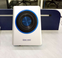 8 Inch Under Seat Subwoofer Car Slim Woofer Audio Speaker MB C801 Factory Whole Price