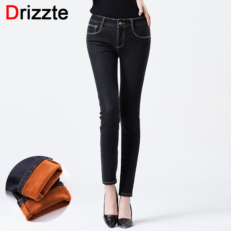 Online Get Cheap Ladies Black Jeans -Aliexpress.com | Alibaba Group