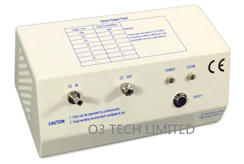 12VDC ozone generators medical 5-99 ug/ml ozone therapy machine MOG003 for dental the snowman
