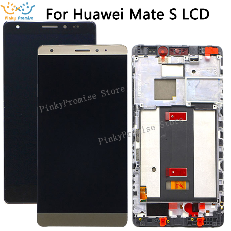 Huawei Mate S LCD Display Touch Screen Digitizer Assembly CRR L09 CRR UL20 For Huawei Mate