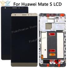 Huawei Mate S LCD écran tactile numériseur assemblée CRR L09 CRR UL20 pour Huawei Mate S écran LCD avec remplacement de cadre