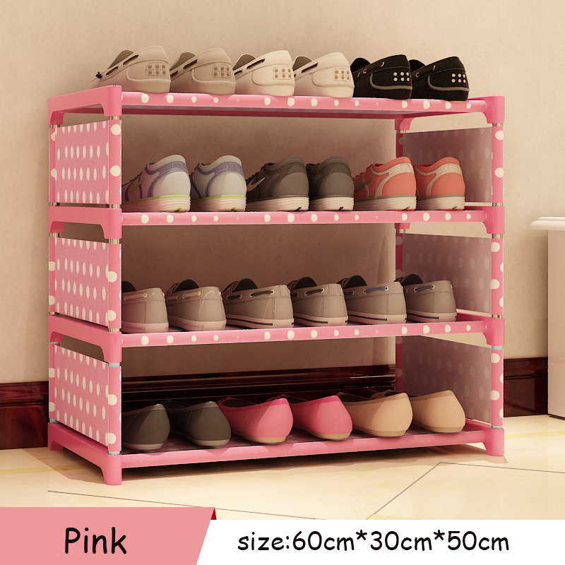 Shoe Rack Easy Assembled Plastic Multiple layers Shoes Shelf Storage Organizer Stand Holder Keep Room shoe rack easy assembled plastic multiple layers shoes shelf storage organizer stand holder keep room neat door space saving