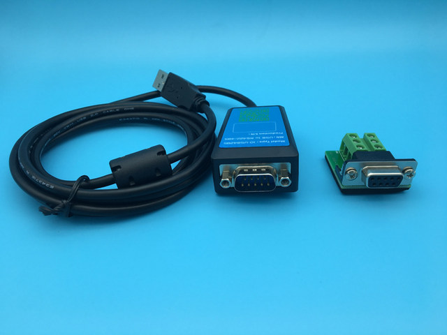 Online Shop USB 2.0 to RS422 RS485 Serial Converter Adapter Cable ...