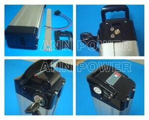 Image 4 - Gratis Verzending 36V Elektrische Fiets Batterij Case Lithium Ion Batterijen Doos 36V E Bike Batterij Geval Nieuwe 100% Groothandel En Detailhandel