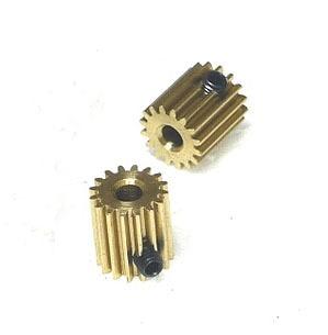 Liberal 3pieces/lot Diameter:9mm Long Power Transmission Gears 10mm 0.5m-16teeth Copper Level 6 Model Micro Motor Diy Gear---hole:3mm