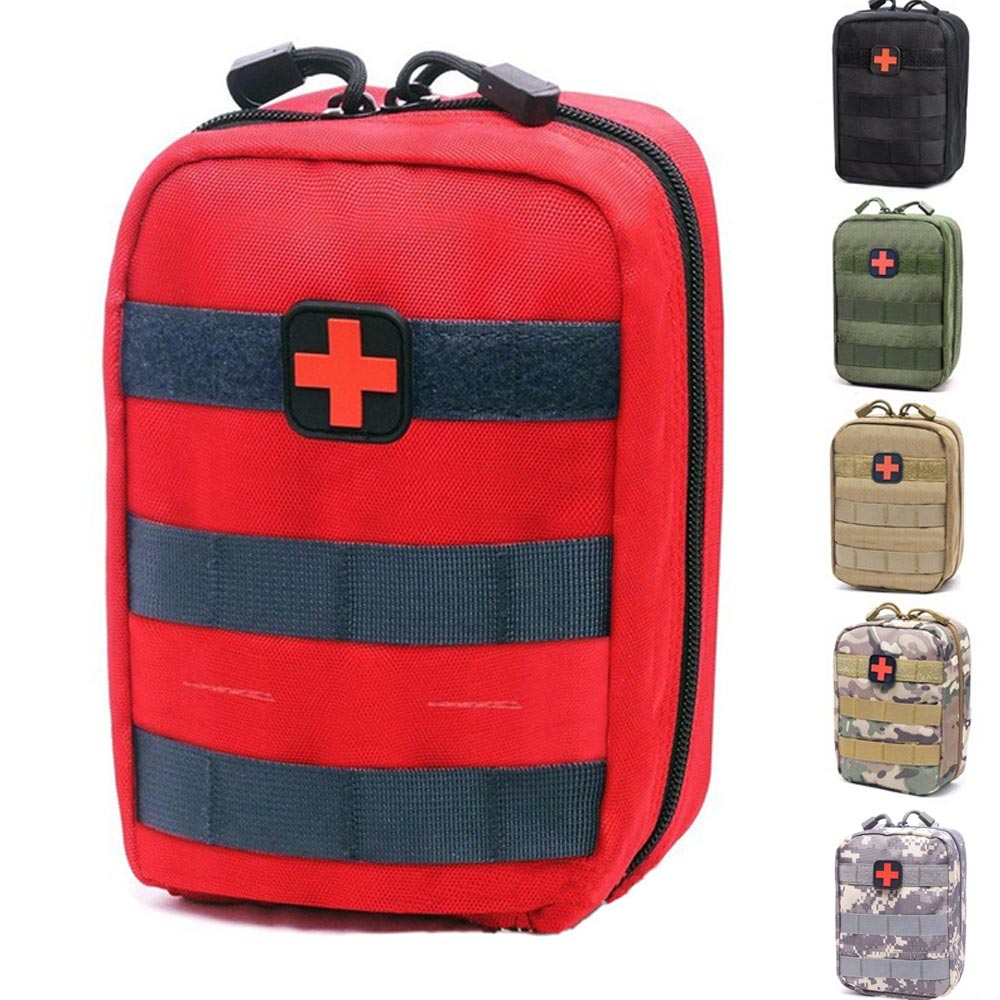 Outdoor Sports Military Tactics Multi-Purpose First Aid Kit Camping Hiking Hiking Backpack Backpack Emergency Survival Kit