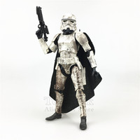 Star Wars Black Series 6 Mimban Stormtrooper From Walmart Exclusive Collectable Doll Toys Model Original