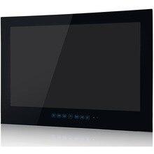 32 pulgadas TV LCD resistente al agua con la televisión de ALTA DEFINICIÓN COMPLETA, envío libre, IP66, Color negro/Color Blanco