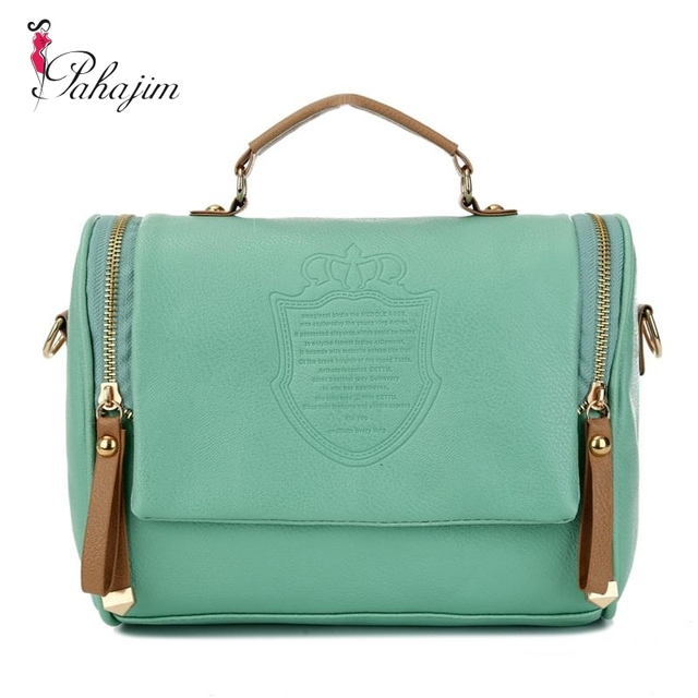 new 2017 style stamp one shoulder bags  women handbag women leather handbags women messenger bags