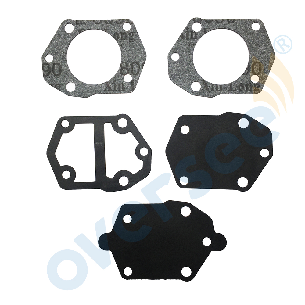 OVERSEE 648-24411-00-00 25-90HP Fuel Pump Repair Kit REPLACE FOR Yamaha Outboard Engine Motor