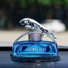 Автомобильный аромат леопарда ароматизатор освежитель воздуха диффузор аксессуар эфирные масла Авто Интерьер приборной панели украшения подарок
