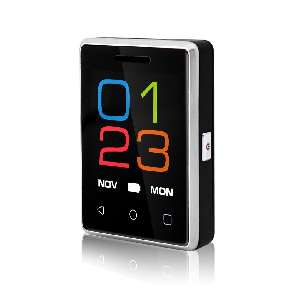 NO.1 S8 Smartwatch MTK2502 1.54 2.5D Touch Screen ...