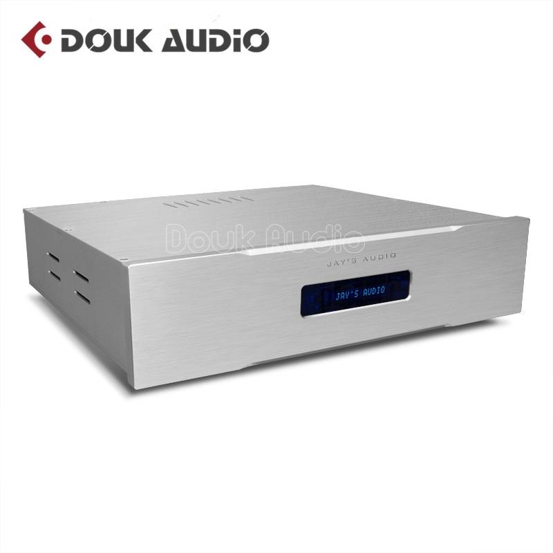 2018 dernière haute gamme 10 MHz Rubidium atomique maître horloge générateur RB haute précision Ultra basse Phase pour lecteur CD ou Transport CD-in CD Lecteur from Electronique    1