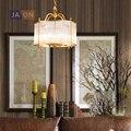 Led e14 скандинавский медный стеклянный дизайнерский светодиодный светильник. Подвесные светильники. Подвесной светильник. Подвесной светил...