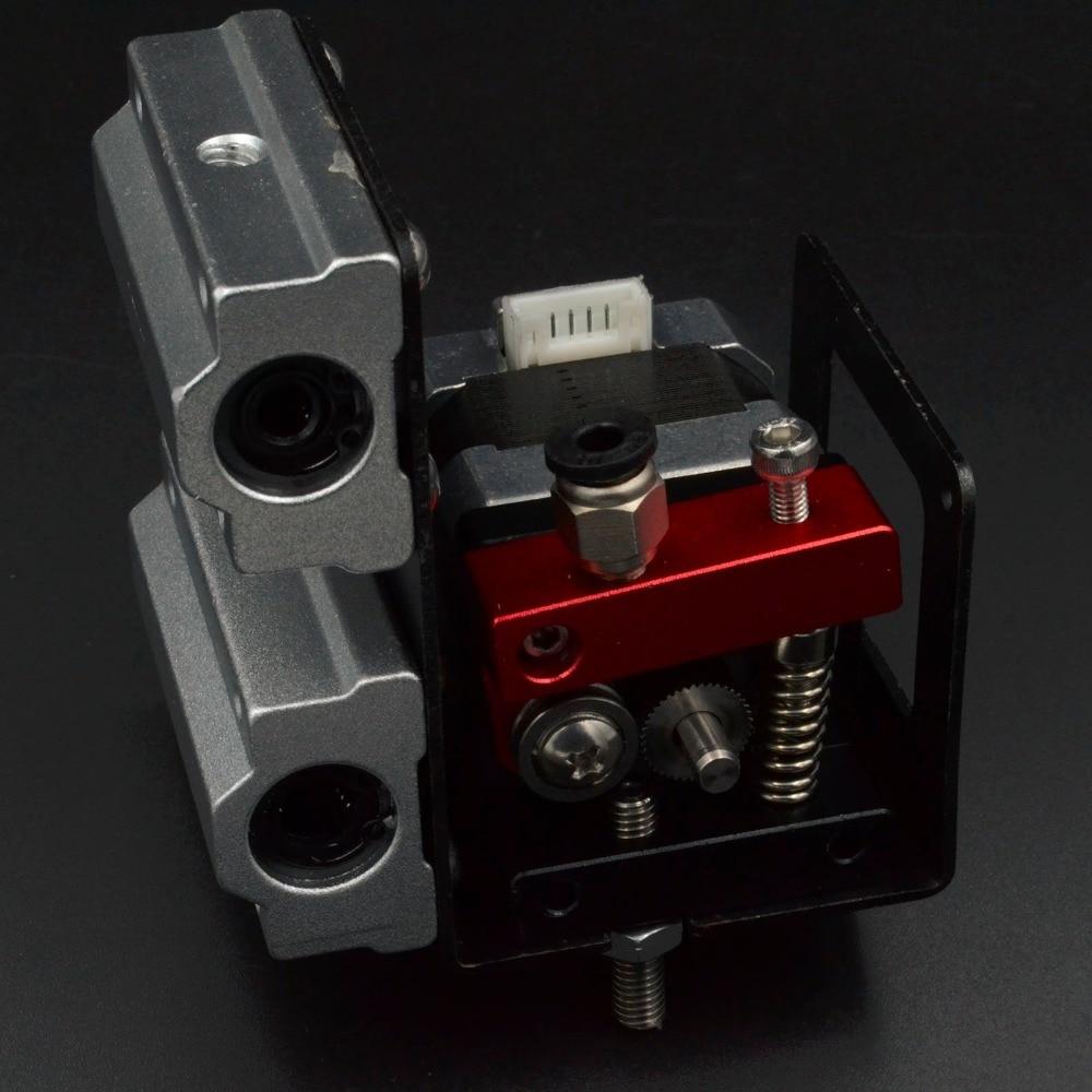 3D Printer Parts X Axis Printing Head X Metal Exturder Carriage (total one set)