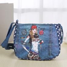 Детская мини Сумки холст с принтом в горошек для девочек Сумки на плечо клатч сумка для Обувь для девочек Для женщин Курьерские сумки подарки