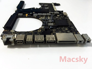 Tested A1286 Motherboard for Macbook Pro 15