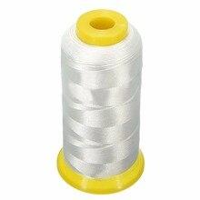 1 рулон нейлоновая катушка шелковая нить для бисера струнный шнур Катушка для вязания одежды Домашний текстиль 1300 м толщина 0,2 мм 6 цветов