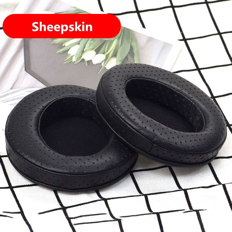 General 110mm Soft Sheepskin Foam Ear Pads Cushions for Headphones Earpads Sony High Quality 12.5