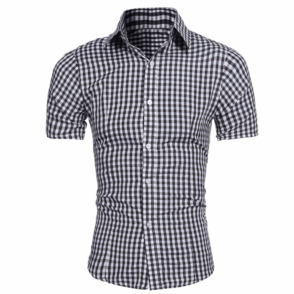 Men Short Sleeve Shirt Male Shirts Men Shirt Brand 2018