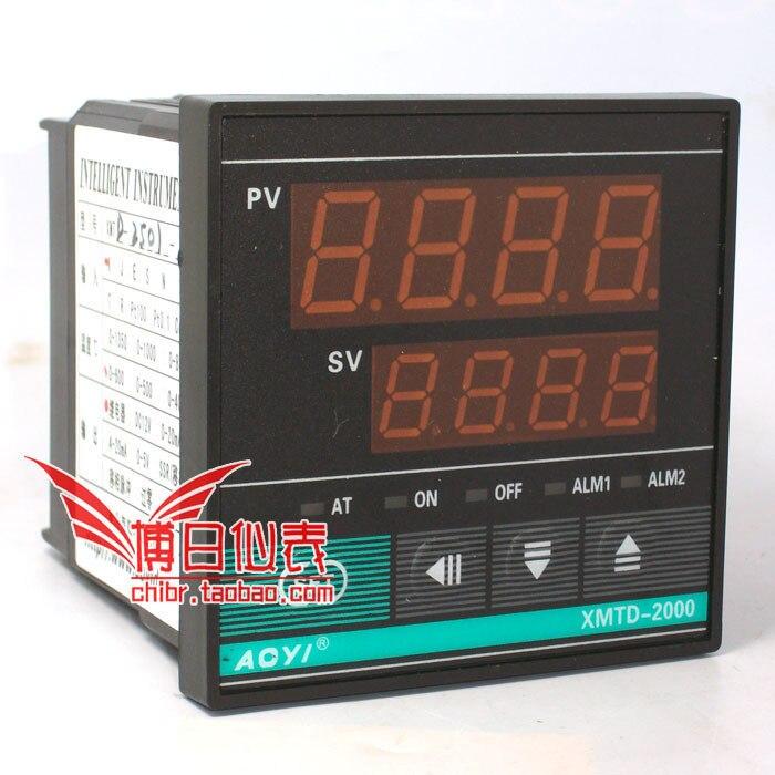 Aoyi Shanghai Österreichischen Mikrocomputer Intelligente Temperaturregelung Instrument Xmtd-2501 K 0-600 C