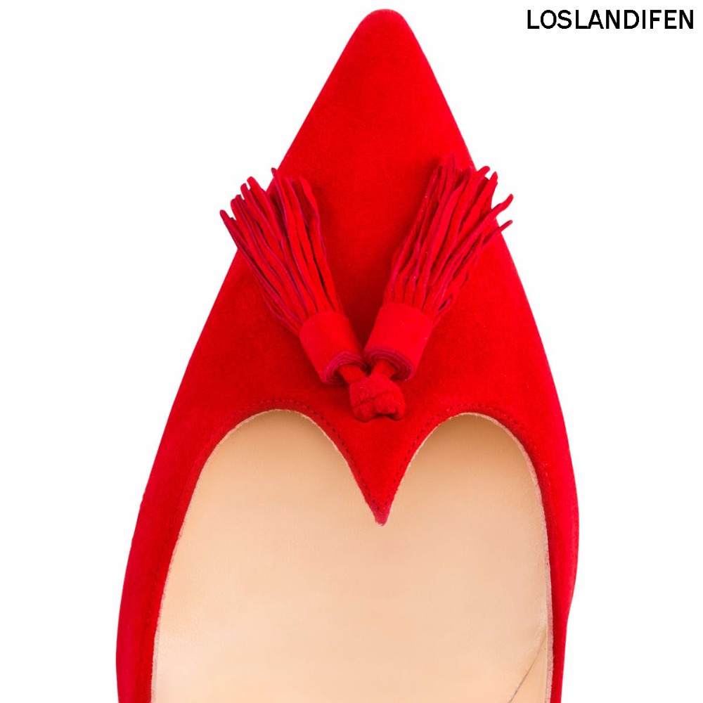 Pointu Bordées 2018 Arrivée Pompe Hauts Mode Femmes Bout Dames De À Cke076 Partie Hotsale Chaussures Talons Mm Main Walior Nouvelle 100 qqCSPxO
