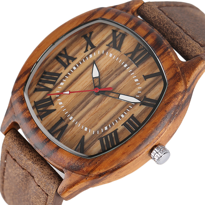watche wood s handmade men ebony product automatic movement wilds watches