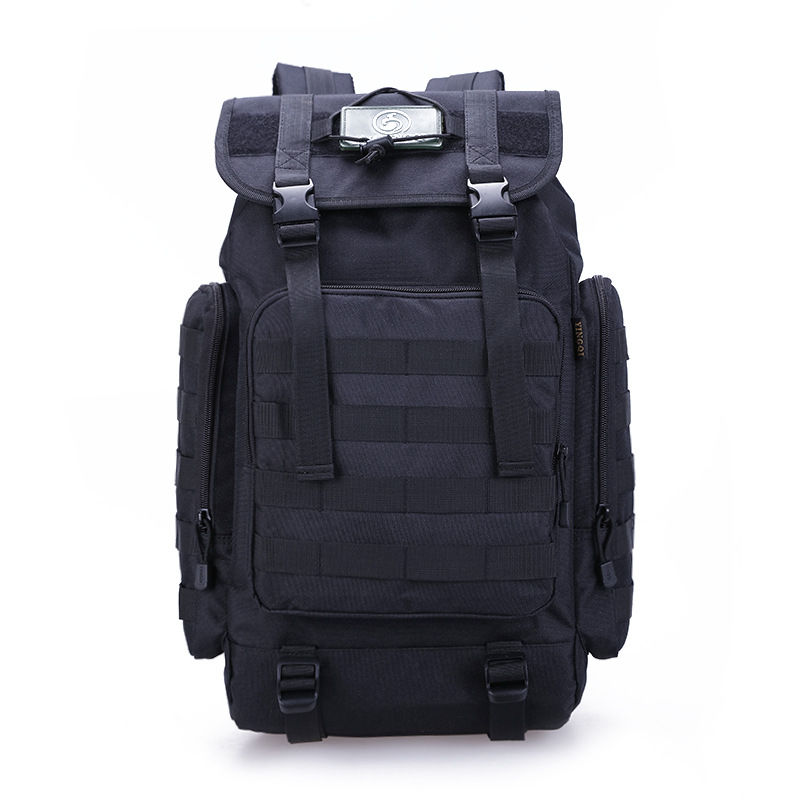 40L Men Women Tactical Military Backpack Camping Rucksack Molle Bag Travel Outdoor Sports Backpacks Schoolbag Waterproof