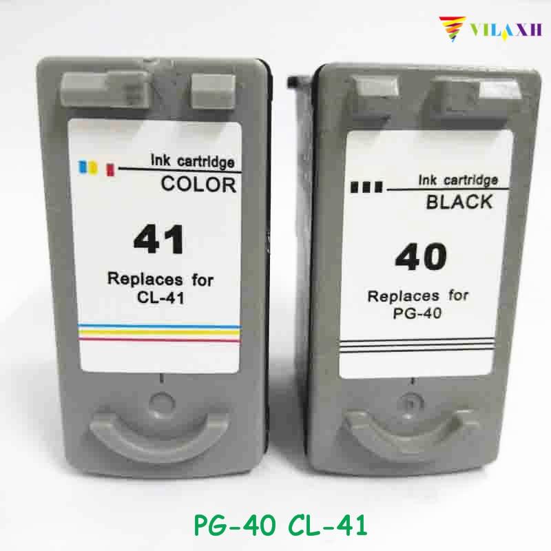 PG-40 CL-41 pg 40 Tindikassett Canon PG40 CL41 Pixma IP2200 IP1800 - Office elektroonika