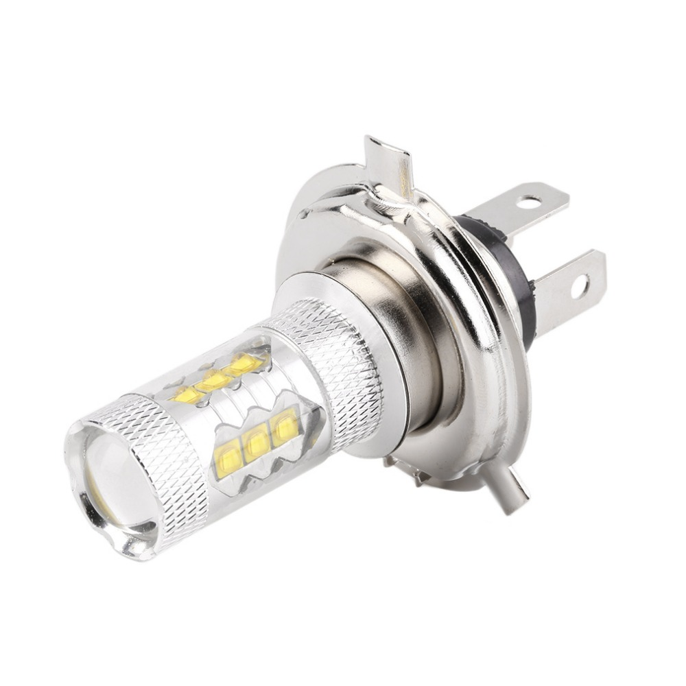 2Pcs H4 80W Good LED Car Fog Lamp H4 Led Headlight Bulb ...