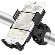 Universal Bicycle Rack Handlebar Bike Phone Holder Mobile Phone GPS Na