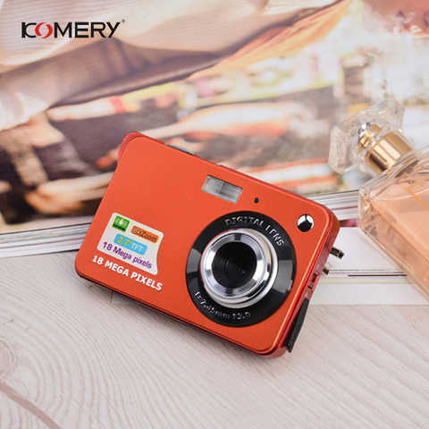 Genuine Komery Original k9 Camera 3.5 inch LCD 1800w Pixel 4X Digital Zoom Time-lapse Photography Camcorders Three-year warranty Karachi