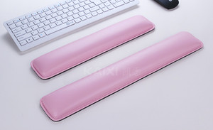 Image 5 - Free shipping gaming keyboard 104 PU wrist rest arm rest mechanical keyboard 87 PU palm rest support