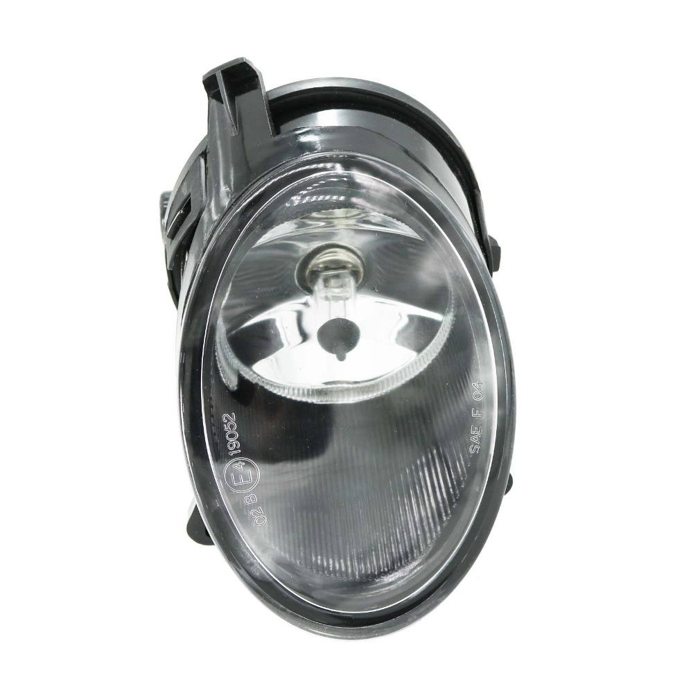 For Audi A6 C6 2005 2006 2007 2008 Car-styling Left Side Front Halogen Fog Light Fog Lamp Assembly With Bulb for audi q7 2007 2008 2009 new pair of halogen front fog lamp fog light with bulbs 8p0941699a 8p0941700a