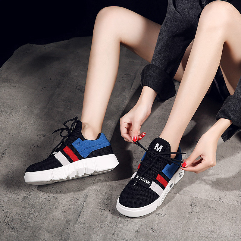 Feminino e f Force Nouveau Loisirs Baskets Vulcanisées c Tenis De Zapatos d 2018 Plat Femme Femmes b Respirantes g A Mujer Chaussures Casual h i rwRnqWIRH